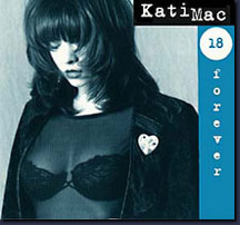 Kati Mac 18 Forever cover